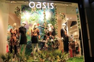 Essa é a Oasis, uma loja mais comercial, mas que não deixa de ser interessante também.