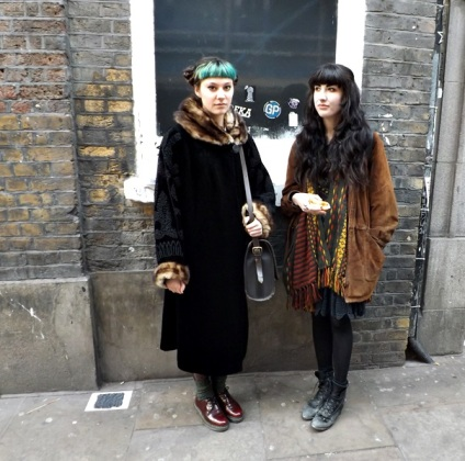 BRICK LANE/STREET STYLE/LONDON