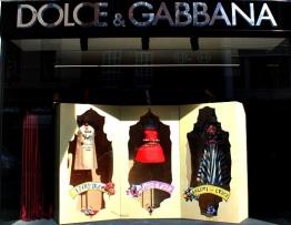 DOLCE & GABBANA LONDON