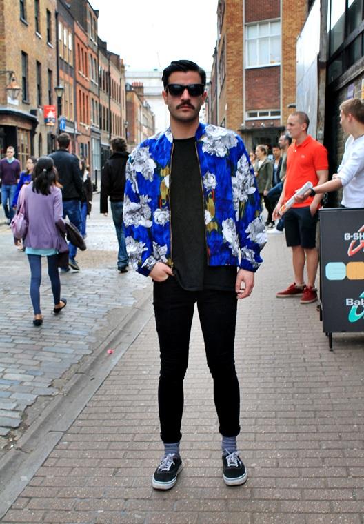 Street Style Brick Lane East London London Street Style