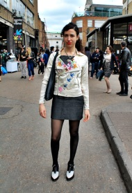BRICK LANE STREET STYLE EAST LONDON