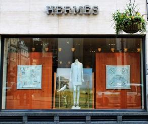 HERMES BOND STREET LONDON