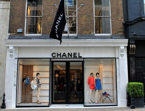 CHANEL BOND STREET LONDON