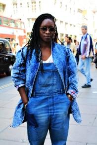 BLACK PEOPLE STREET STYLE LONDON