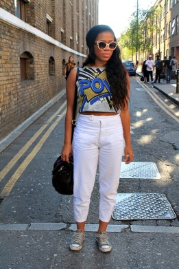 STREET STYLE BRICK LANE EAST LONDON