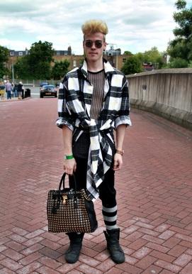 GRADUATE FASHION WEEK LONDON STREET STYLE