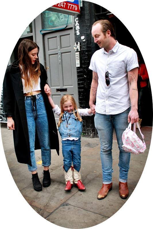 Lovely stylish family!