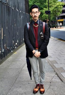 LONDON FASHION WEEK SPRING 2013
