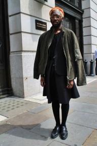 Men's London Fashion week 2013
