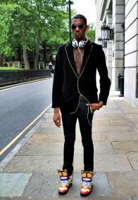 Men's London Fashion week