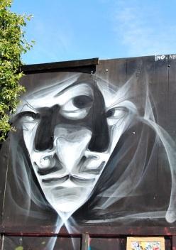 STREET_ART BRICK LANE EAST LONDON